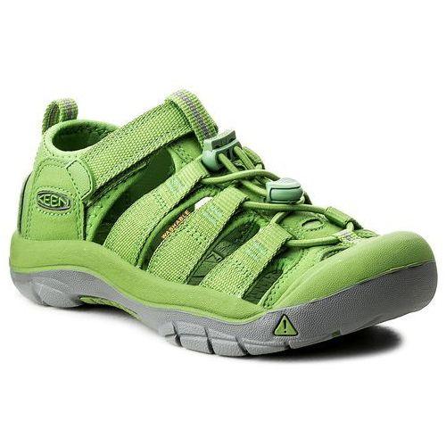 Keen Sandały - newport h2 1018272 fluorite green