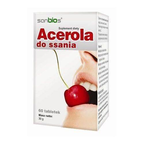 Acerola x 60 tabletek do ssania marki Sanbios