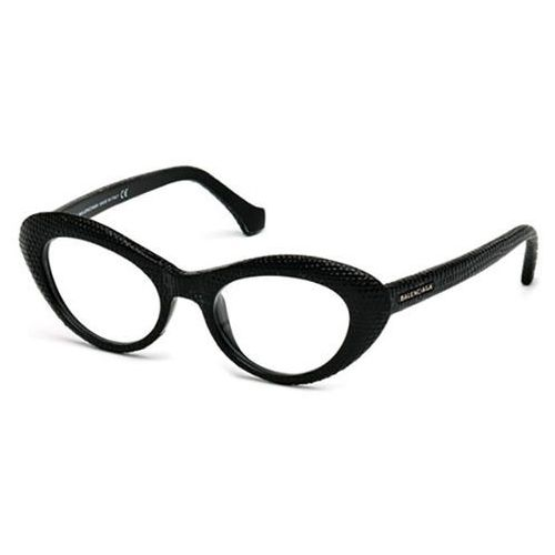 Okulary korekcyjne ba5048 005 marki Balenciaga