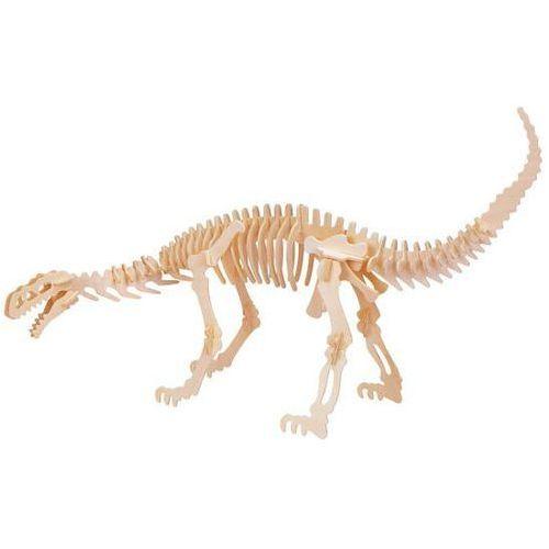 Łamigłówka drewniana Gepetto - Plateozaur (Plateosaurus)