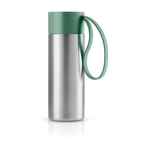 Stalowy kubek termiczny to go cup, granite green - marki Eva solo