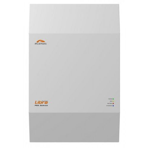 JBWX2 Centrala telefoniczna Libra 2LM/4LW wersja naścienna Platan, LIBRA 2/4