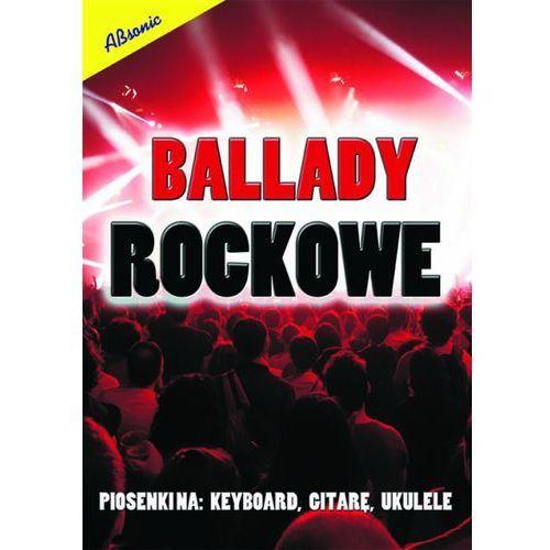 ziemlański roman ″ballady rockowe″ piosenki na: keyboard, gitare, ukulele marki An