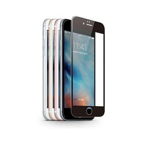 Jcpal Szkło ochronne z ramką  3d glass screen protector apple iphone 6 / 6s czarne - czarny (6954661846139)