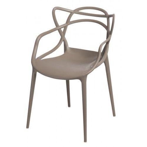 D2design Krzesło lexi insp. master chair (beżowe) d2 (5902385714839)