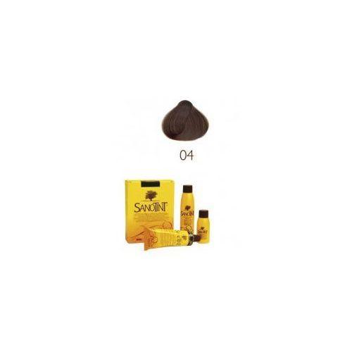 Sanotint - farba do włosów sanotint classic: sanotint classic - 04 light brown (8021685010049)