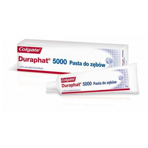 Colgate-palmolive gmbh Duraphat 5000 pasta do zębów 51g