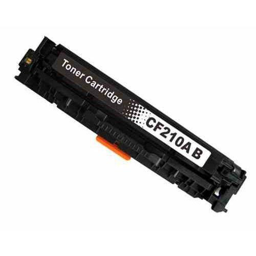 Toner hp cf210x 131x laserjet pro 200 color m251/m276 black 2,4k standard zamiennik marki Bbtoner.pl