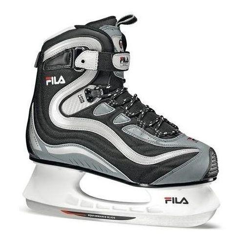 Łyżwy hokejowe FILA 2012 Viper 8 Czarny + DARMOWY TRANSPORT! (8026473277314)