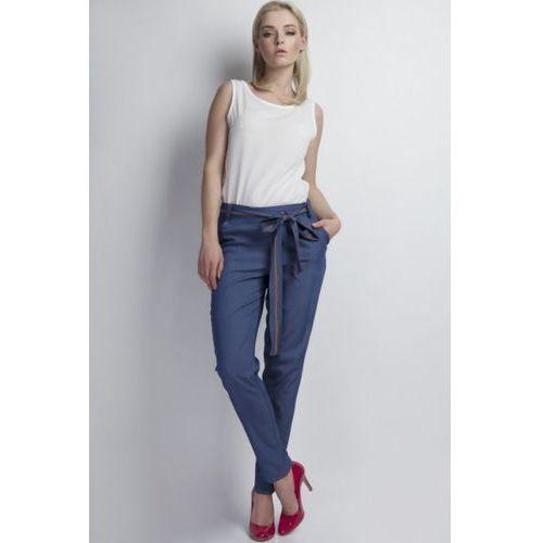 Lanti Spodnie damskie model sd 110 jeans