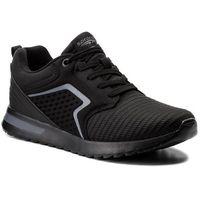 Sneakersy SPRANDI - MP07-17074-05 Czarny, w 3 rozmiarach