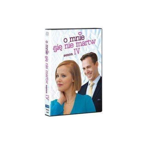 O mnie się nie martw. Sezon 4 (4 DVD) (5902600069720). Najniższe ceny, najlepsze promocje w sklepach, opinie.