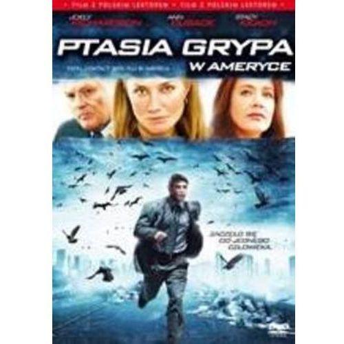 Imperial cinepix Ptasia grypa w ameryce (dvd) - richard pearce darmowa dostawa kiosk ruchu (5903570131516)