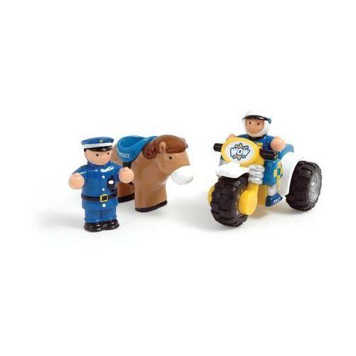 Zabawka  policyjny patrol marki Wow