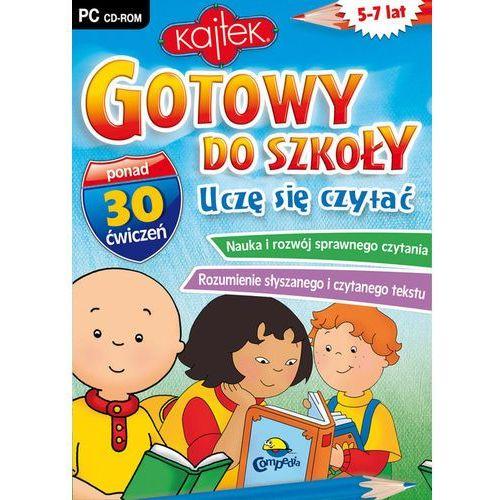 OKAZJA - Gotowy do szkoły Uczę się czytać (PC)