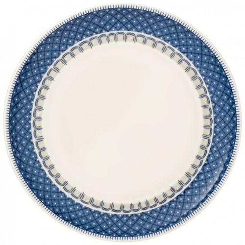 Villeroy & boch - casale blu talerz płaski