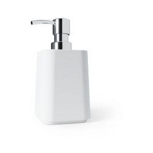 - dozownik do mydła scillae, biały marki Umbra