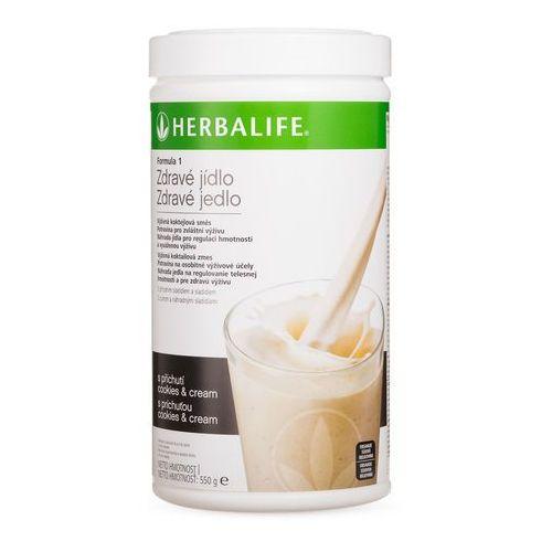 Herbalife Koktajl odżywczy formuła 1- 550 g Ciasteczka z kremem - OKAZJE