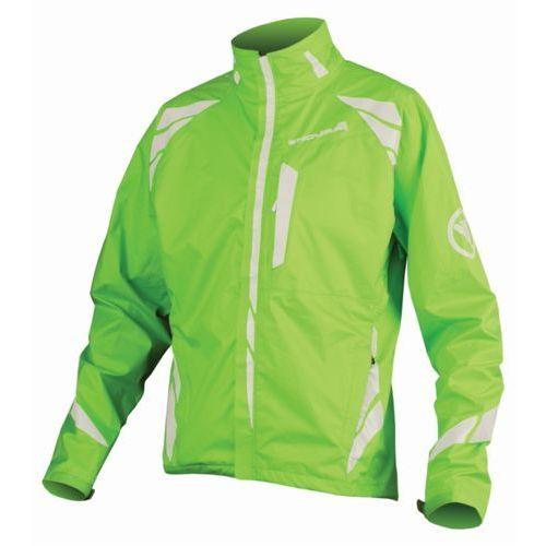 luminite ii kurtka przeciwdeszczowa mężczyźni zielony xl kurtki przeciwdeszczowe marki Endura