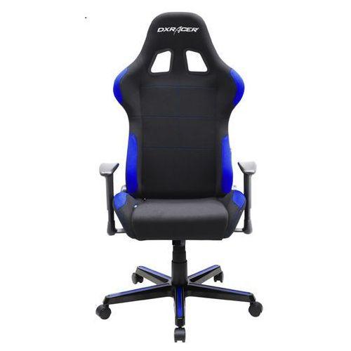 fotel DXRACER OH/FL01/NI tekstylny