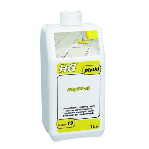 Zmywacz nabłyszczaczy, wosku i brudu 1 l marki Hg