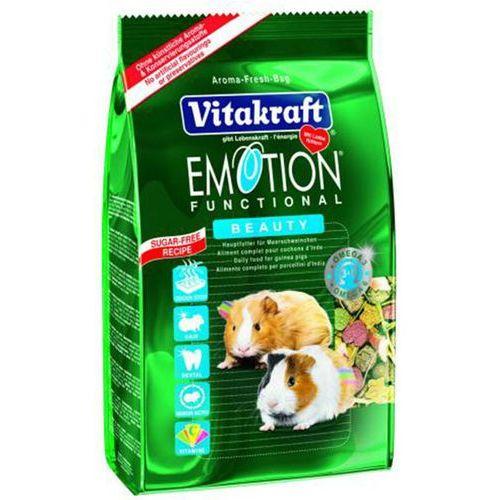 Vitakraft Emotion Beauty dla świnki morskiej 600g