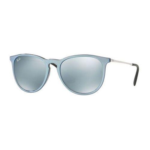 RayBan Okulary przeciwsłoneczne green/silvercoloured (8053672796346)