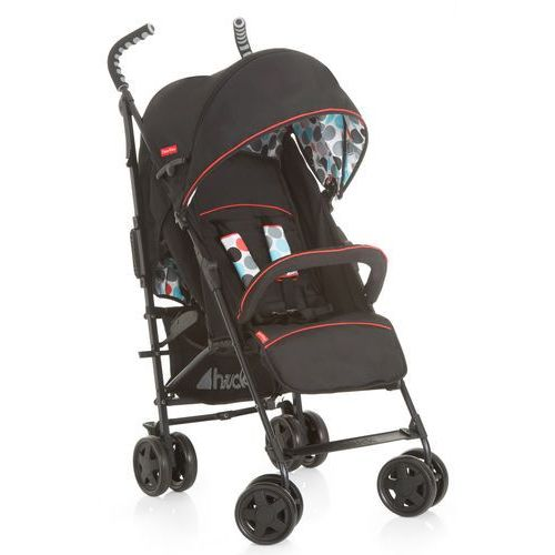 Hauck wózek spacerowy fisher price palma plus 2018 gumball black
