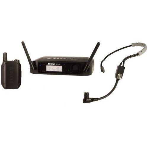 glxd14/sm35 sm wireless cyfrowy mikrofon bezprzewodowy, nagłowny sm35 marki Shure