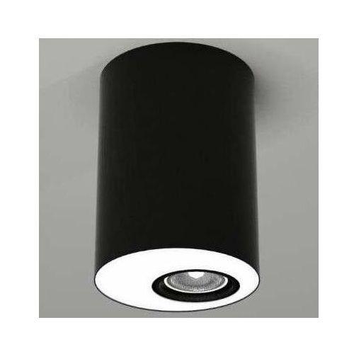 Shilo Downlight lampa sufitowa toki 1124 natynkowa oprawa reflektorowa tuba czarna