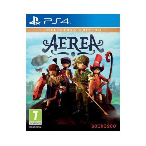 AereA Collectors Edition (PS4). Najniższe ceny, najlepsze promocje w sklepach, opinie.