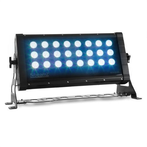 wh248 efekt wall washer 24 diody led po 8 w 4-w-1 dmx marki Beamz