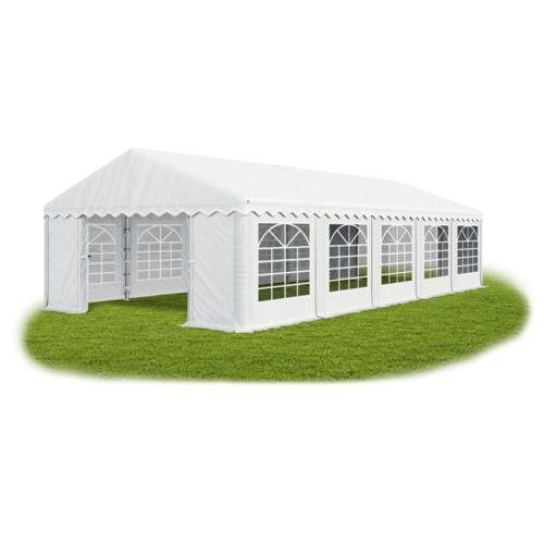 Namiot 4x10x2, solidny namiot ogrodowy, summer/ 40m2 - 4m x 10m x 2m marki Das company