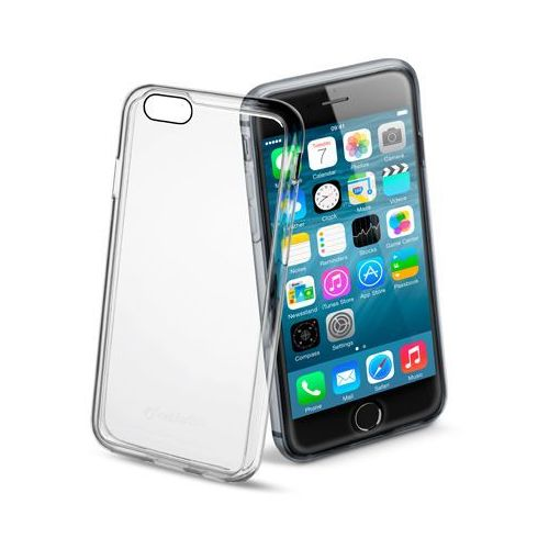 Cellular line  invisible do iphone 6/6s przezroczysty