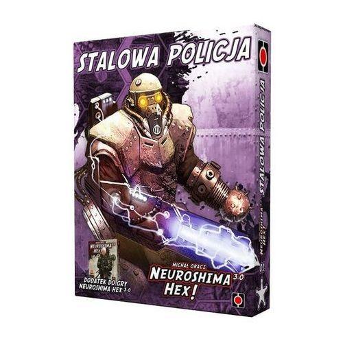 Portal games Neuroshima hex 3.0 stalowa policja (5908310266954)