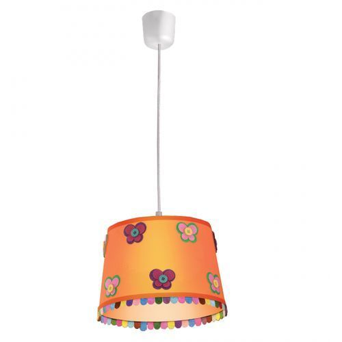 Light prestige Lampa wisząca butterfly pomarańczowa, lp-pd 024 pomar.