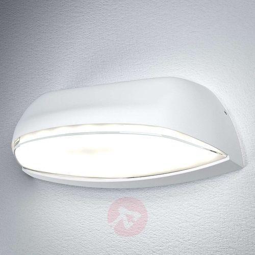 Kinkiet zewnętrzny LED Endura Style Wide, biały