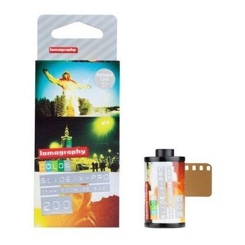 Lomography slajd kolorowy X-PRO 200/36 - produkt z kategorii- Pozostałe filmy