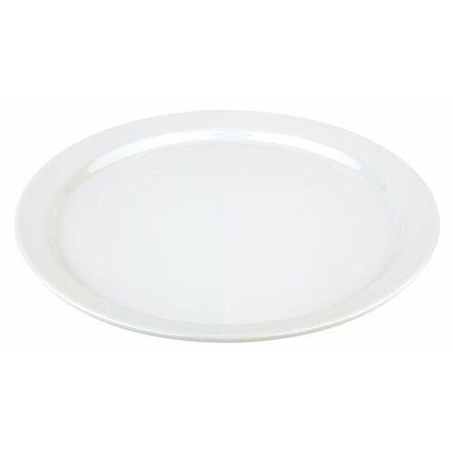 Aps Półmisek okrągły z melaminy o średnicy 310mm | biały | różne wymiary