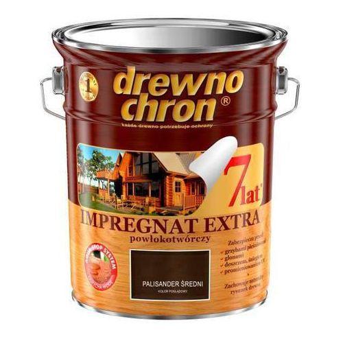 Impregnat extra powłokotwórczy palisander średni 4,5l marki Drewnochron