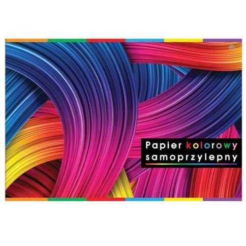 Zeszyt papierów kolorowych INTERDRUK B4 holograf. (5902277214089)