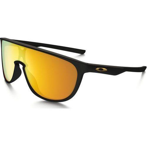 Oakley Trillbe Okulary rowerowe żółty/czarny 2018 Okulary przeciwsłoneczne (0888392228604)