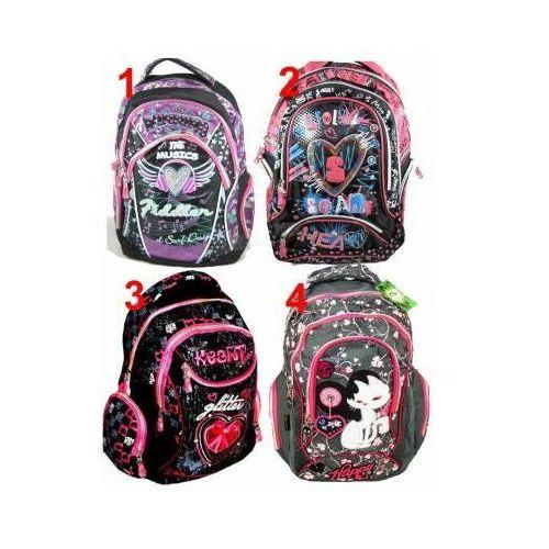 Plecak szkolny - wycieczkowy 3 komorowy różne rodzaje marki Dazar