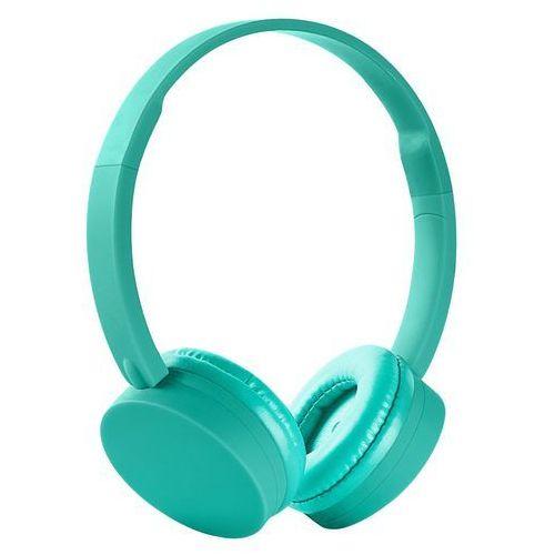 Energy Sistem słuchawki Headphones BT1 Bluetooth, zielone - BEZPŁATNY ODBIÓR: WROCŁAW!