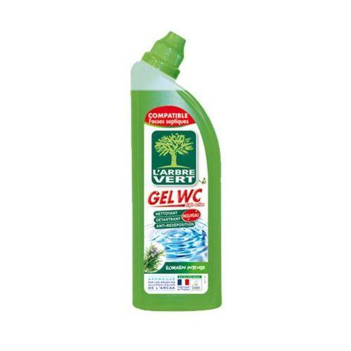 L'ARBRE VERT 740ml Rosemary Ekologiczny żel czyszczący do toalety