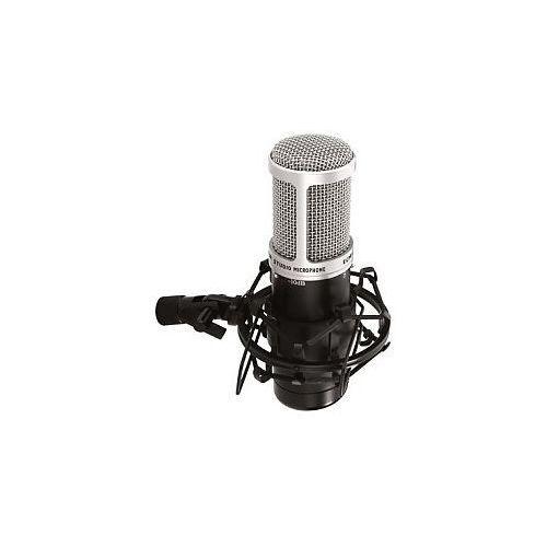 IMG Stage Line ECM-170, wielkomembranowy mikrofon pojemnościowy, kup u jednego z partnerów