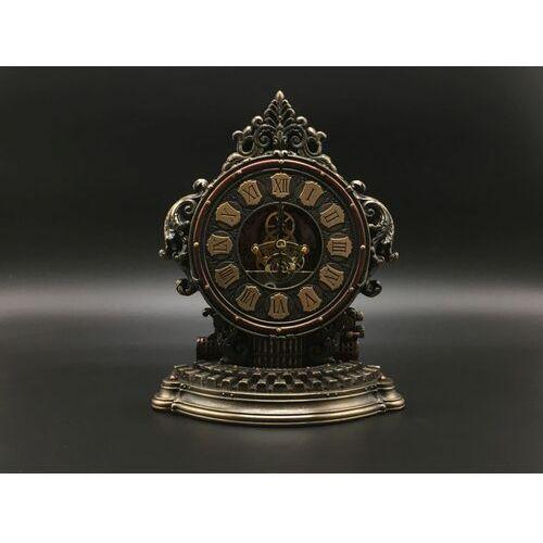 Veronese Steampunk zegar – maszyna do pisania (wu77283a4)