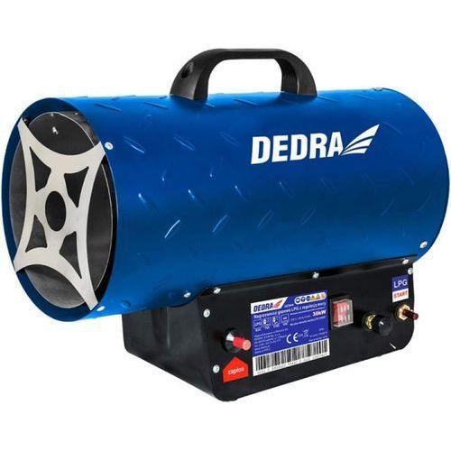 DEDRA DED9944 NAGRZEWNICA GAZOWA PIEC DMUCHAWA 30KW - OFICJALNY DYSTRYBUTOR - AUTORYZOWANY DEALER DEDRA (5902628994400)
