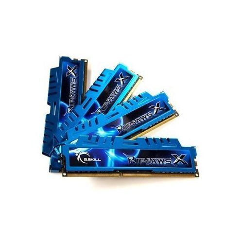 Pamięć G.Skill RipjawsX X79 DDR3 4x8GB 1600MHz CL9 XMP (F3-1600C9Q-32GXM) Darmowy odbiór w 21 miastach! (4711148598699)