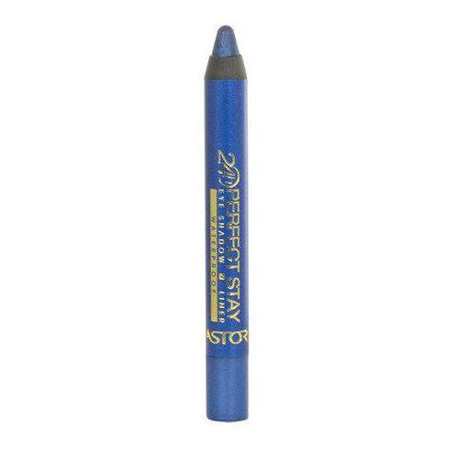 Perfect Stay Eye Shadow + Liner Waterproof kredka do oczu 220 Dark Blue 4g - Astor